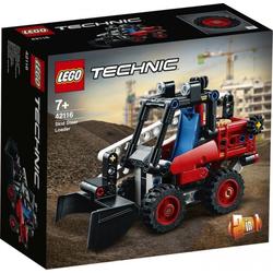 LEGO® Puzzle LEGO® Technic 42116 Kompaktlader, Puzzleteile