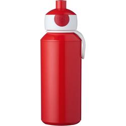 Mepal Trinkflasche Trinkflasche pop-up campus Miffy, 400 ml rot