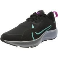 Nike Air Zoom Pegasus 37 Shield W black/dark smoke grey/obsidian mist/aurora green 38,5