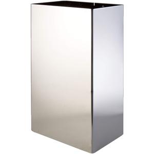 HEXOTOL Medizinschrank mit 2 Türen Stahl weiß 52 x 20 x 54 cm
