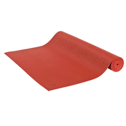 yogabox Yogamatte Asana Sticky BASIC - 183 x 60 x 0,4 cm rot