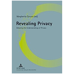 Revealing Privacy - Buch