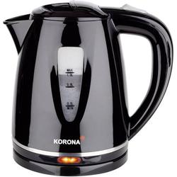 Korona 1L Wasserkocher Wasserkocher schnurlos Schwarz