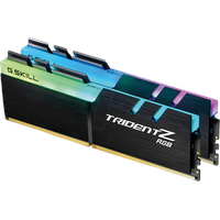 G.Skill Trident Z RGB 16GB Kit DDR4 PC4-25600 (F4-3200C16D-16GTZR)