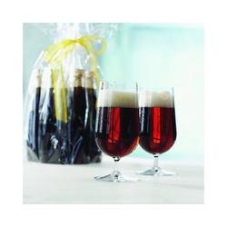 Rosendahl Glas Grand Cru Bierglas 2er Set, bleifreies Glas
