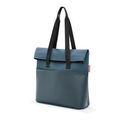 REISENTHEL® Umhängetasche foldbag Canvas Blue