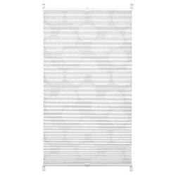 Plissee EASYFIX Plissee Maja weiß 50 x, GARDINIA