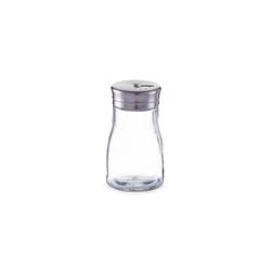 Neuetischkultur Gewürzstreuer Glas-Gewürzstreuer mit Edelstahldeckel