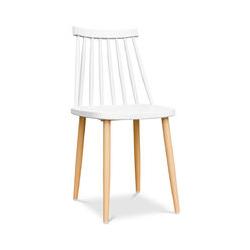 Stuhl im skandinavischen Stil - Style Weiß
