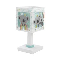 Dalber Nachttischlampe Tischlampe Koala, grün