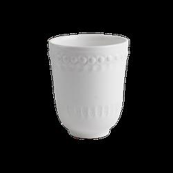 PotteryJo DAISY Becher Weiß 35 cl
