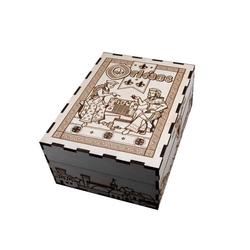 Laserox Spiel, Laserox Sortiereinsatz Coffret de Tri Big Box Big