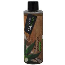 Almkraft Hanf Shampoo apfelgrün 200 ml