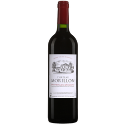 Chateau Morillon Saint-Emilion Grand Cru - 2015