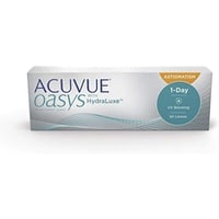 Acuvue Oasys 1-Day for Astigmatism 30-er / 8.50 BC / 14.30 DIA / -9.00 DPT / -0.75 CYL / 10 AX