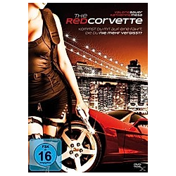 The Red Corvette - DVD  Filme
