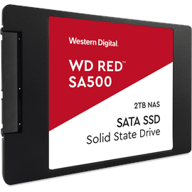 Western Digital Red SA500 2 TB 2,5''