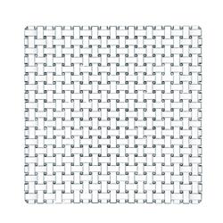 NACHTMANN Serie Bossa Nova Platte quadratisch 28 cm Vorlegeplatte
