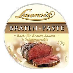 Lacroix Braten Paste Bratensoße für Wild, Rind und Schwein 40g