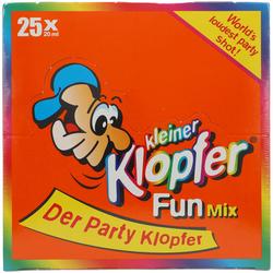 Kleiner Klopfer Fun Mix 25x0,02 lt. 15-17%
