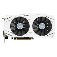 GeForce GTX 1060 Dual 6G 6GB GDDR5 1506MHz (90YV09X4-M0NA00)