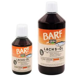 Grau Lachsöl für Hunde - 200 ml