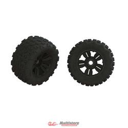 ARRMA dBoots Copperhead2 Mt Tire Set (Pair) / ARA550089