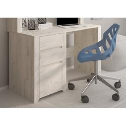 Feldmann-Wohnen Schreibtisch ANGEL, - mit Container