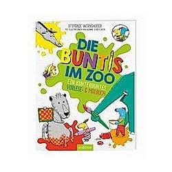 Die Buntis im Zoo. Stefanie Wirnshofer  - Buch