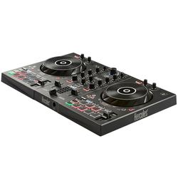 HERCULES Mischpult Hercules DJControl Inpulse 300 2Deck DJ Controller
