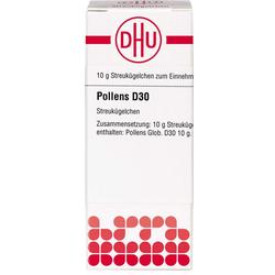 POLLENS D 30 Globuli 10 g