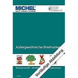 Kuriose Briefmarken - Buch