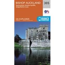 Bishop Auckland - Spennymoor and Newtown 1 : 25 000