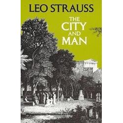 The City and Man als Buch von Leo Strauss