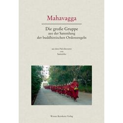 Mahavagga als Buch von Santuttho