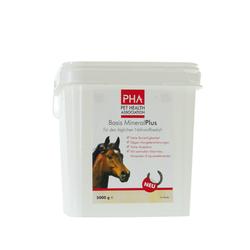 PHA Basis Mineral Plus Pellets für Pferde