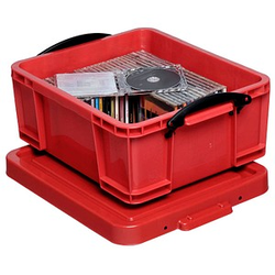 Really Useful Box Aufbewahrungsbox 18,0 l rot 48,0 x 39,0 x 20,0 cm