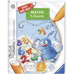 Ravensburger tiptoi® Mathe 1. Klasse tiptoi® Mathe 1. Klasse 41803