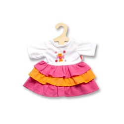 Heless Puppenkleidung Kleid Pinky