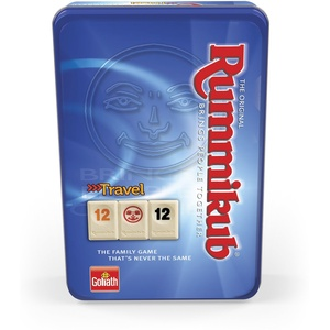 Goliath – Rummikub Reise-Set in Metalldose