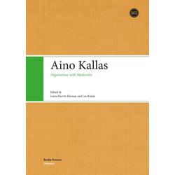 Aino Kallas als Buch von Leena Kurvet-Käosaar/ Lea Rojola