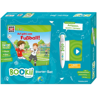 Tessloff BOOKii Starterset Was ist was Junior Auf geht's zum Fußball!