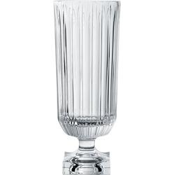 Nachtmann Dekovase Minerva, Kristallglas weiß Ø 16 cm x 16 cm x 40,3 cm x 16 cm