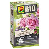 Compo Bio Rosen Langzeit-Dünger mit Schafwolle 2 kg