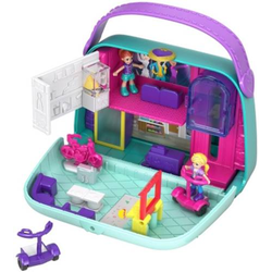 Mattel Polly Pocket World Einkaufszentrum Schatulle GCJ86