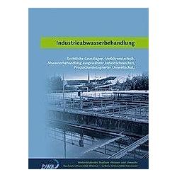Industrieabwasserbehandlung - Buch