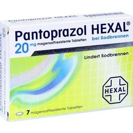Hexal Pantoprazol HEXAL bei Sodbrennen