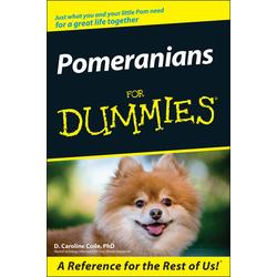 Pomeranians For Dummies: eBook von D. Caroline Coile