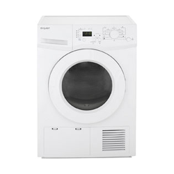 Exquisit TWP 801-3 Wärmepumpentrockner - Weiß