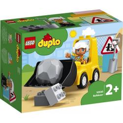 LEGO® Puzzle LEGO® DUPLO® 10930 Bulldozer, Puzzleteile
